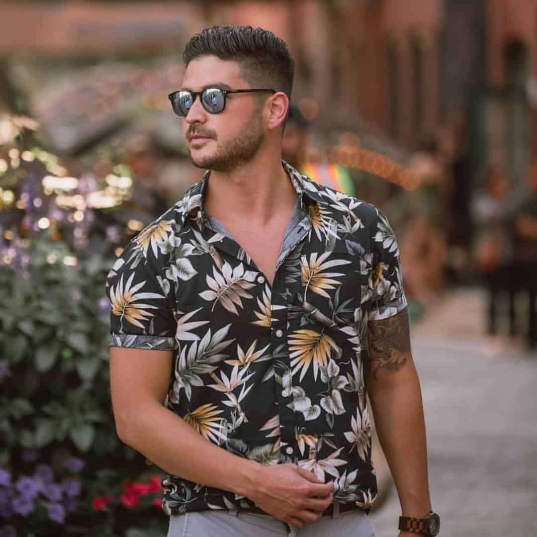 Mens Shirts 2021: Stylish Men Fashion Shirt 2021 Trends, Ideas and Colors (Photos+Videos) 8