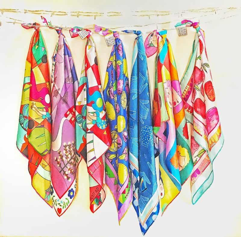 Scarves 2021: Delightful Trends and Dazzling Styles of Scarves for Women 2021 (Photos+Videos) 1