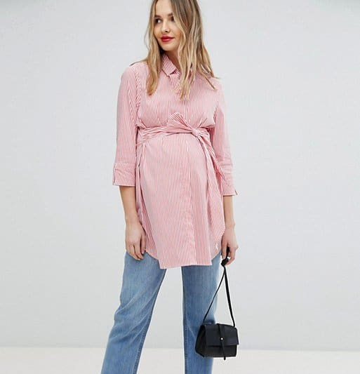 549d8eda6a55f Maternity fashion 2019: startling trends and ideas for maternity ...