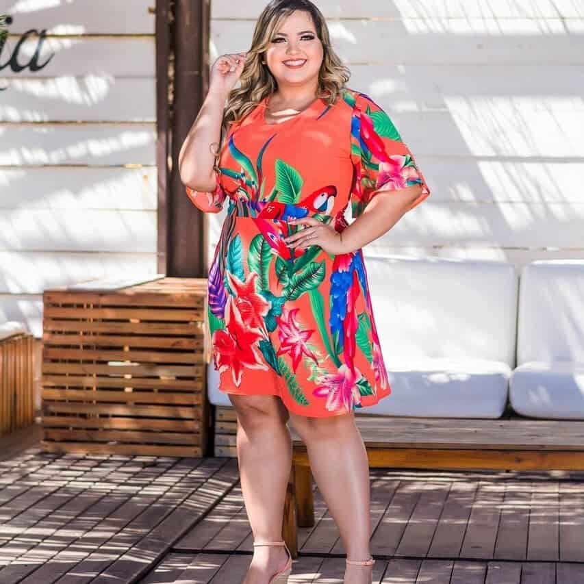 Plus Size Fashion 2021: Top Tempting Trends and Ideas for Plus Size Dresses 2021