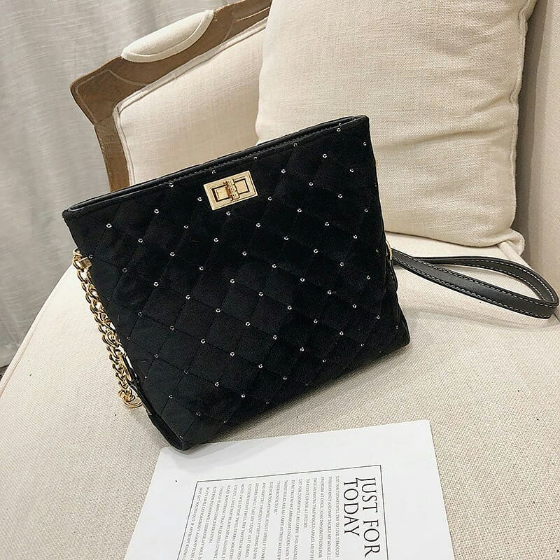 Bags 2019 Velvet Handbags For Women