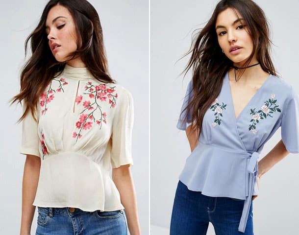 Blouse Designs 2021: Impeccable Trends and Bold Ideas for Fashion Blouses 2021