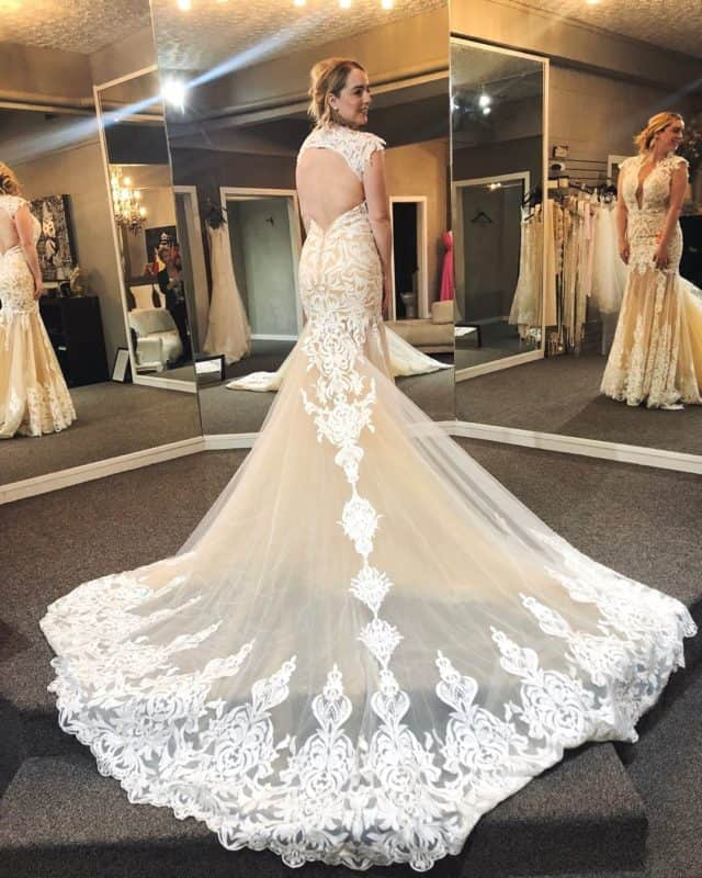Wedding Dresses 2021: Striking Trends and Bold Ideas for Bridal Dresses 2021