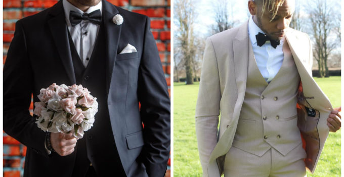 12ad5aa287 Top 9 wedding suits for men 2020  The Go-To List of wedding suit ideas 2020  (50+ Photos)