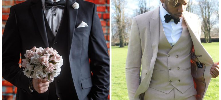 Top 9 wedding suits for men 2020: The Go-To List of wedding suit ideas 2020 (50+ Photos) 1