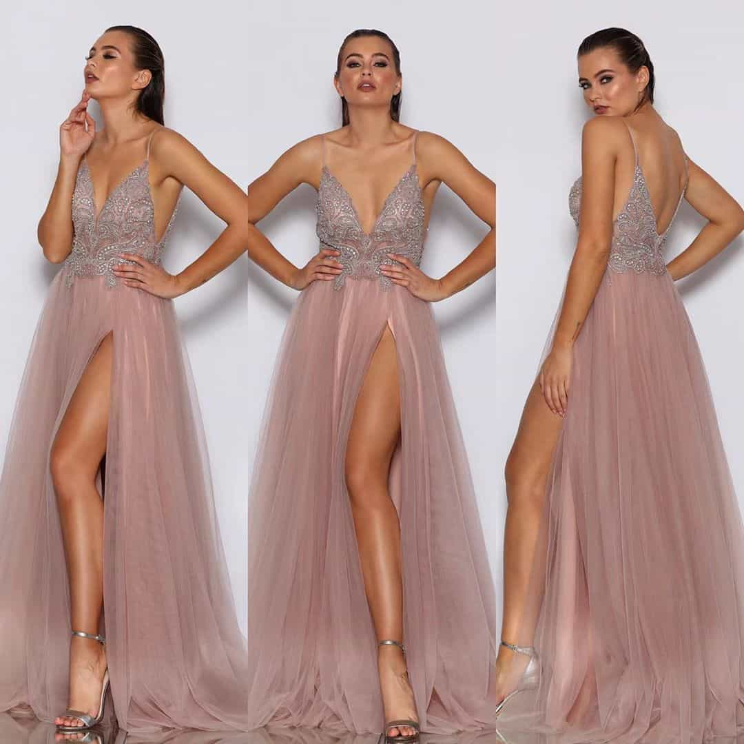 2020 Prom Trends.Top 8 Prom Dresses 2020 Colorful Palette For The Best Prom