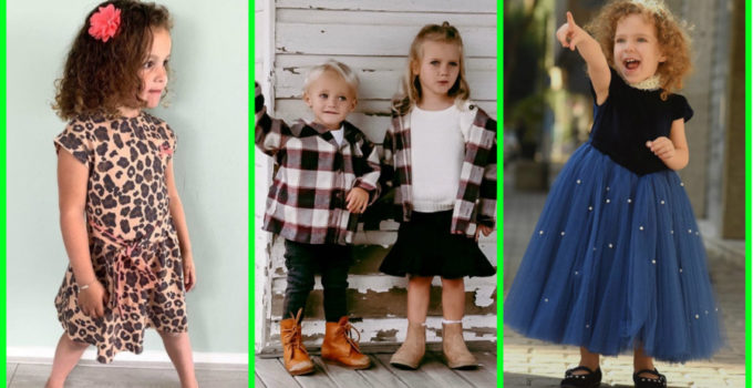 Childrens Fashion Trends Fall 2020.Top 7 Kids Clothes 2020 Trends Insights On Baby Girl And