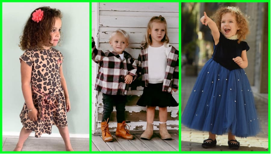 Top 7 kids clothes 2020 trends: Insights on Baby Girl and Baby Boy Clothes 2020 (45+ Photos) 1