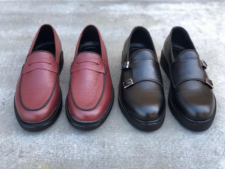 Thick soles on mens shoes 2022
