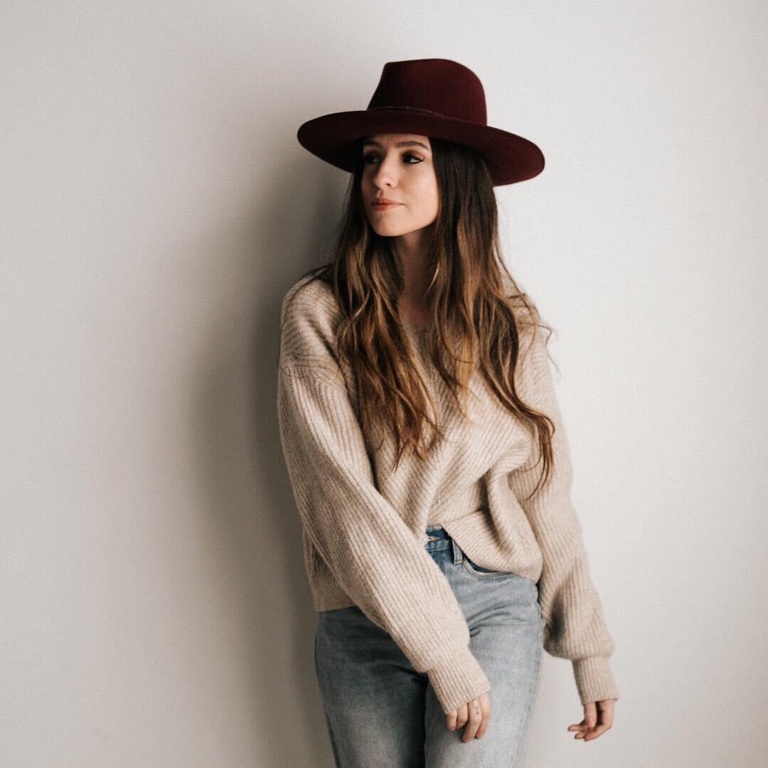 Women's hats 2020: Fedora