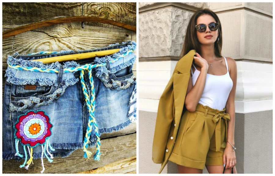Top 6 Womens Shorts 2020: The Best Shorts Colors and Materials (40 Photos+Videos) 9