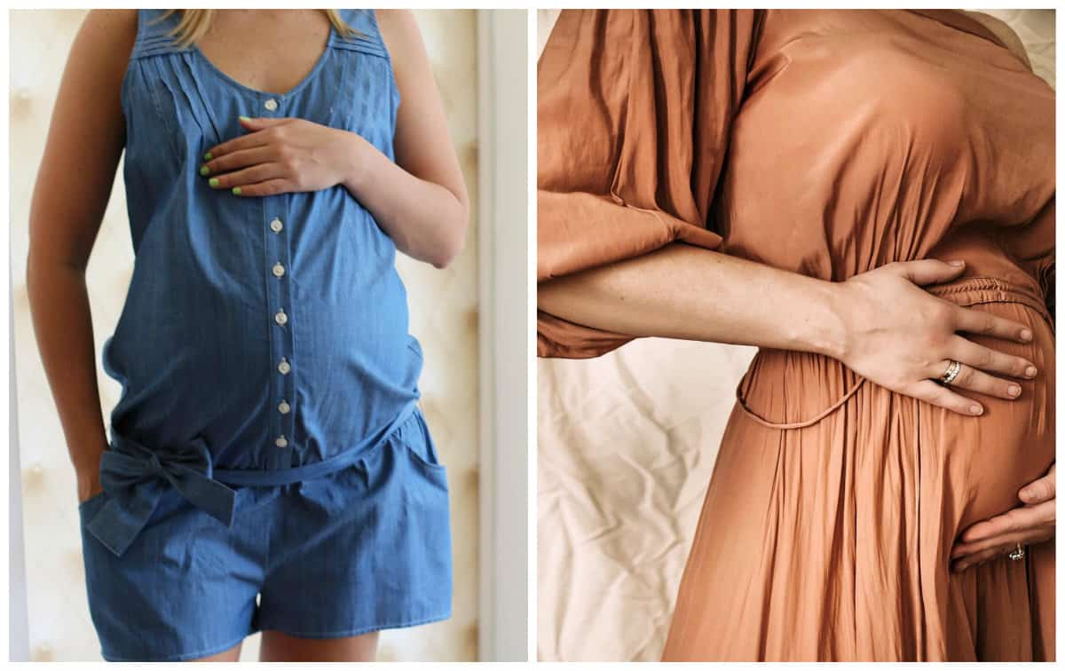 Top 10 trends of Maternity Fashion 2022: Best Maternity Wear 2022 (60+ Photos) 3
