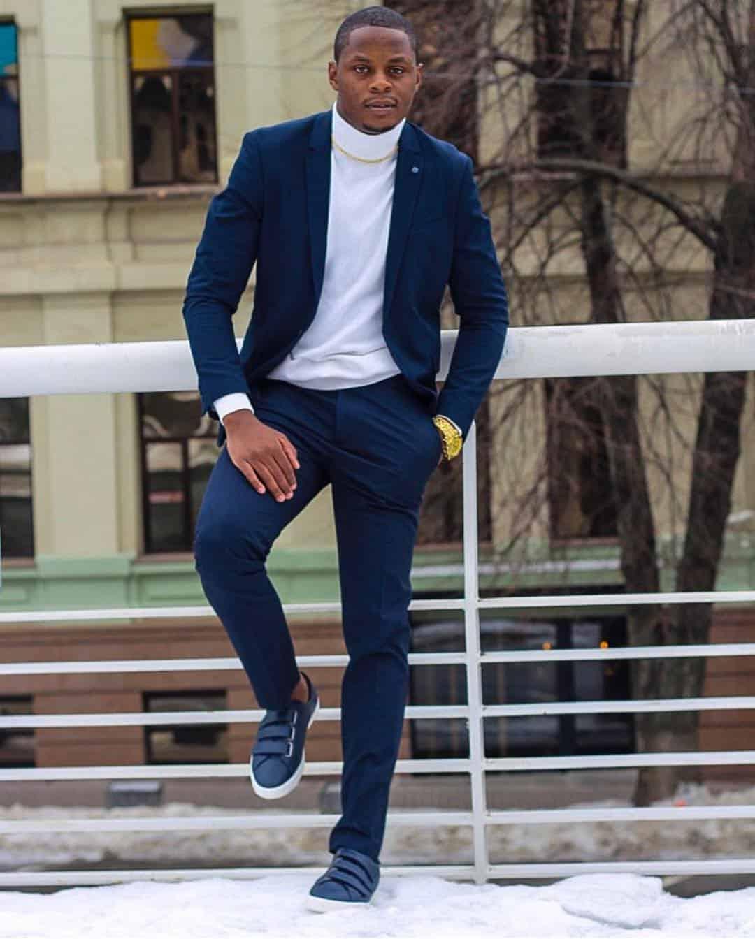 Top 8 modèles de costumes homme 2020 pour toutes les occasions