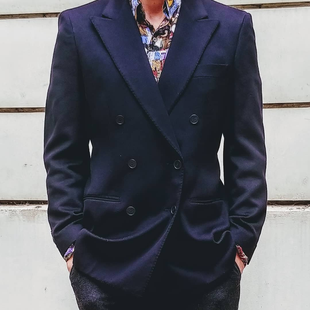 Single or double-breasted mens blazer trends 2020