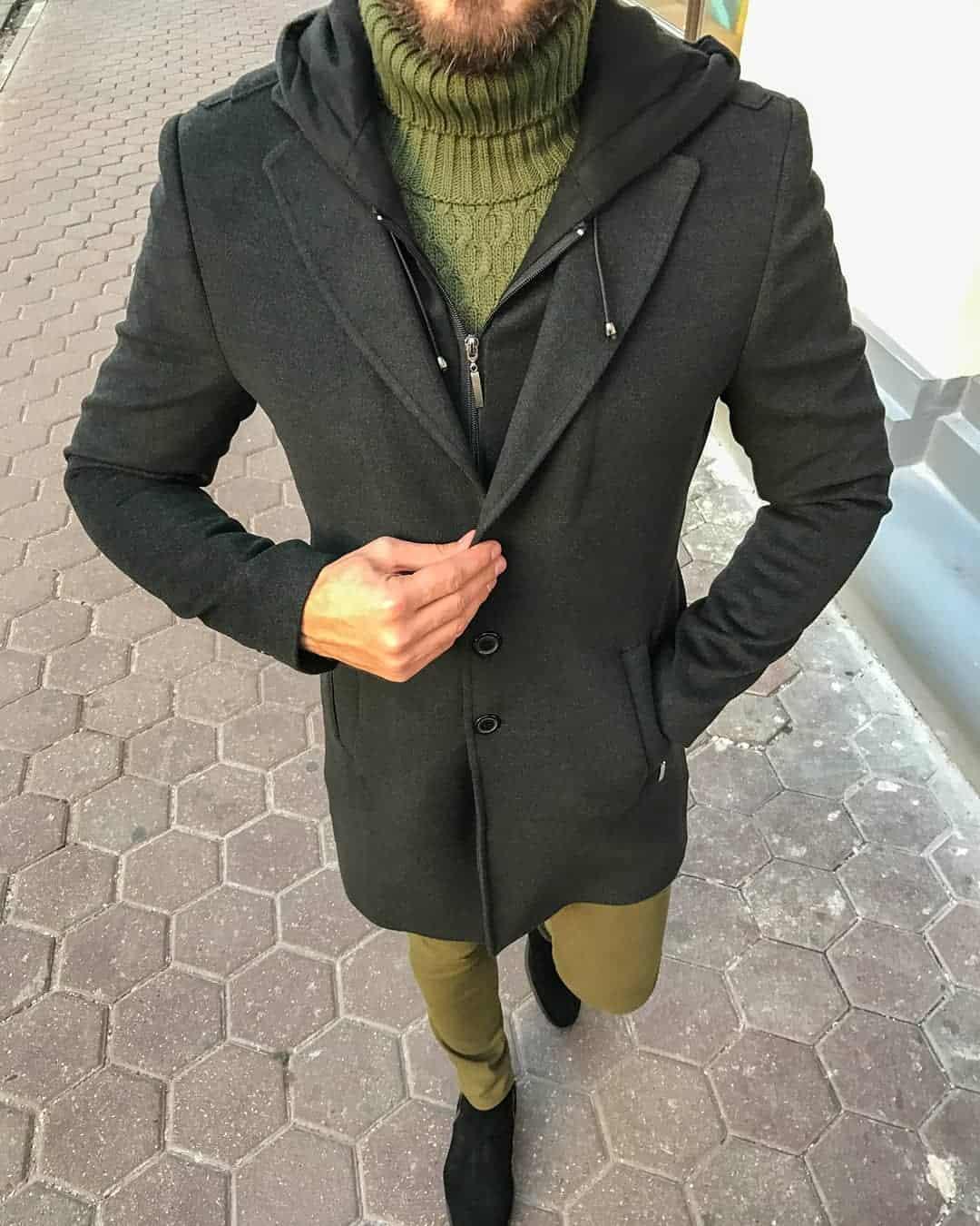 manteaux hiver homme 2020