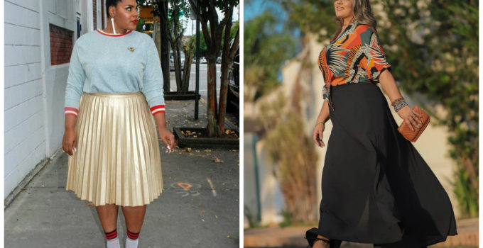 Top 9 Plus size Fashion 2020 Trends: Elegant Plus Size ...