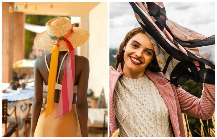 Top 7 Scarves 2022: Trends on The Best Scarves for Women 2022 (47 Photos+Videos) 1