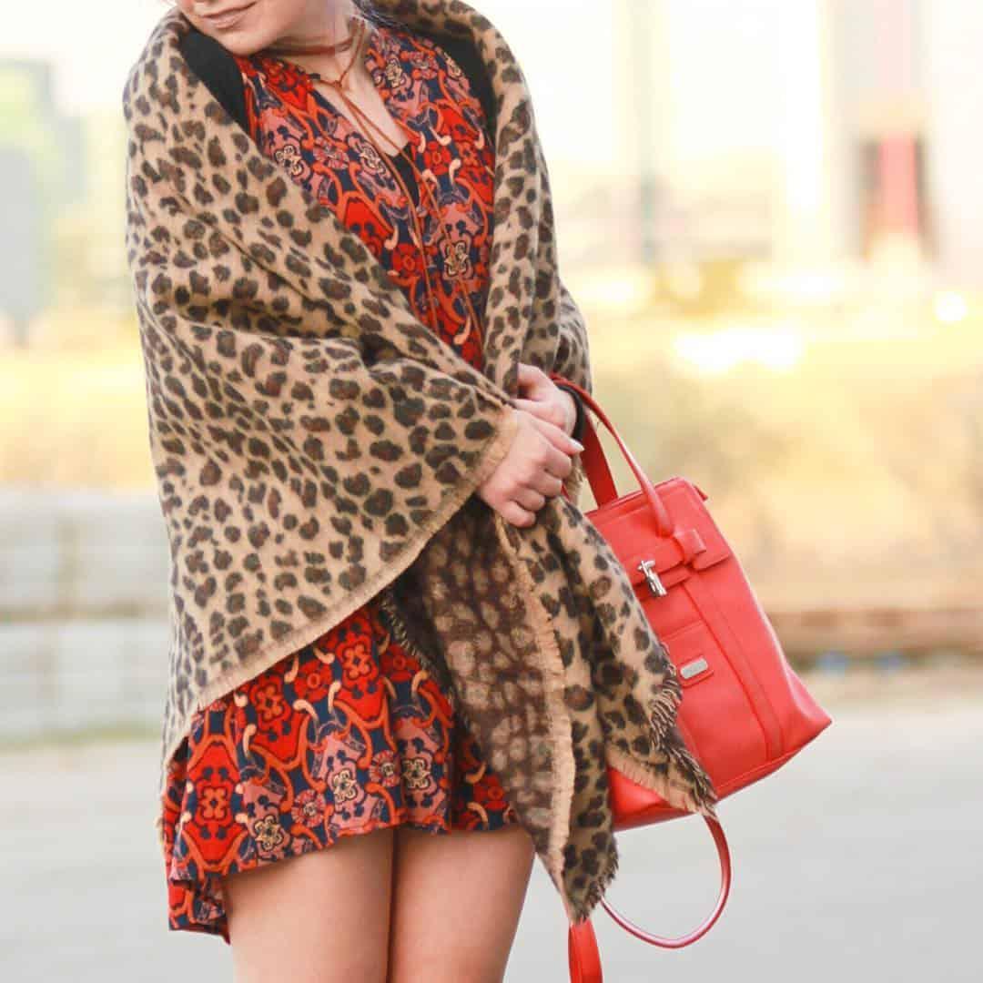 Oversize scarf fashion 2022