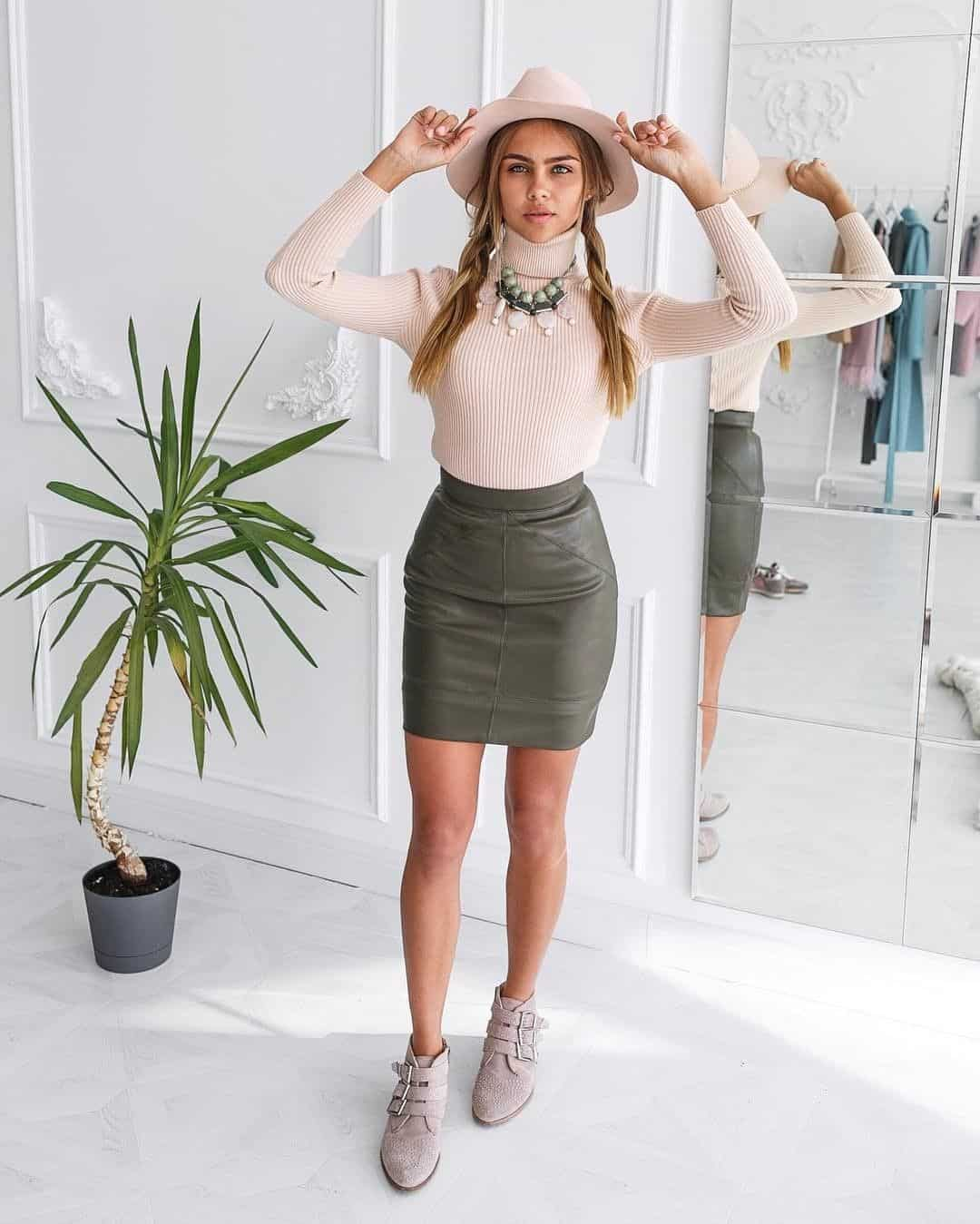 Top 11 Skirts 2022: Creative Approach to Women Skirts in 2022 (55 photos)