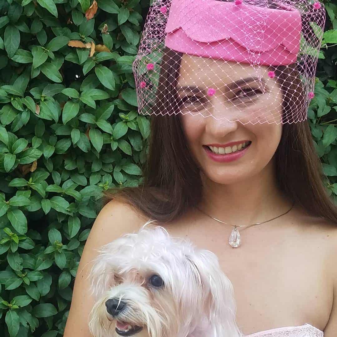 Women's hats 2020 with veils