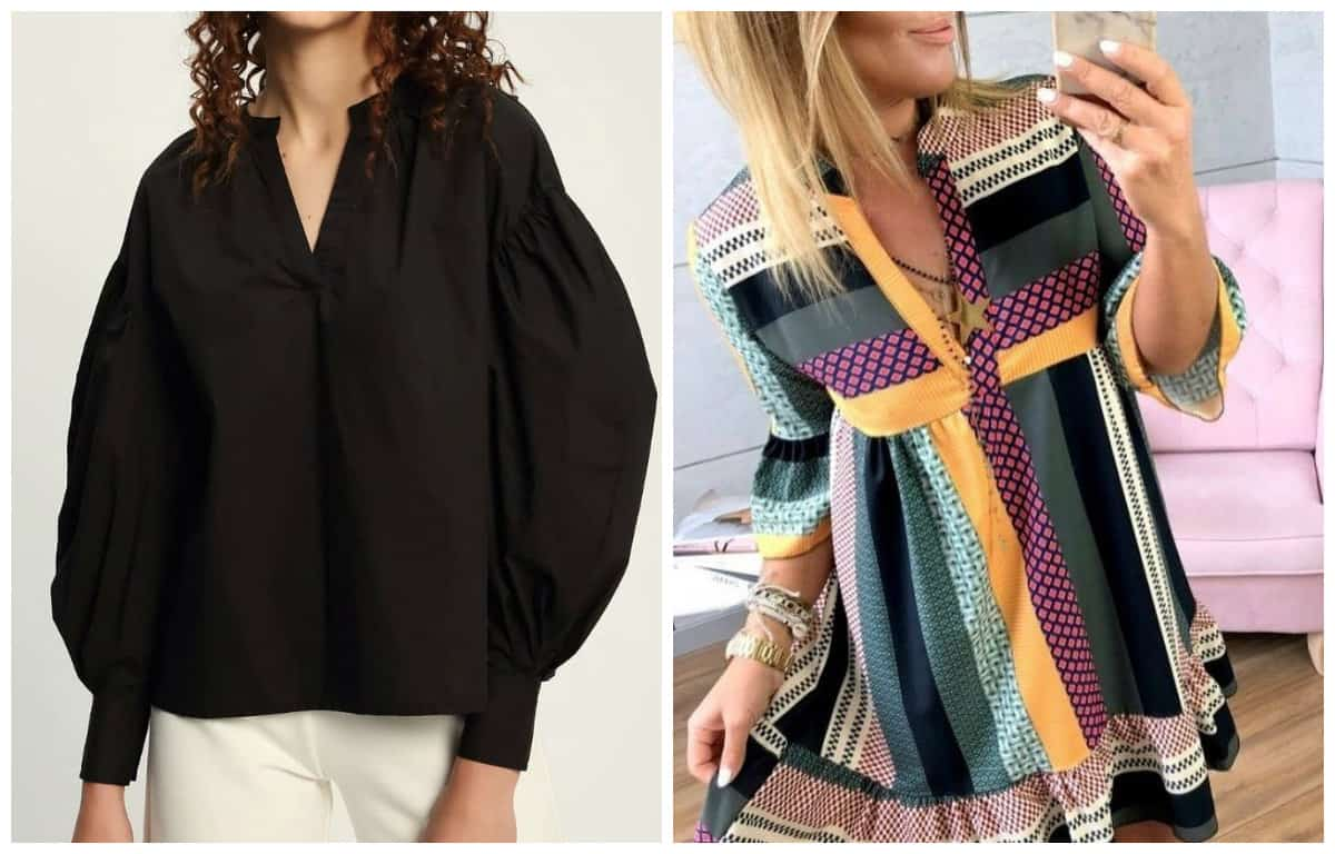 Top 9 Blouse Designs 2022: Elegant and Striking Blouse Trends 2022 (45 Photos) 1