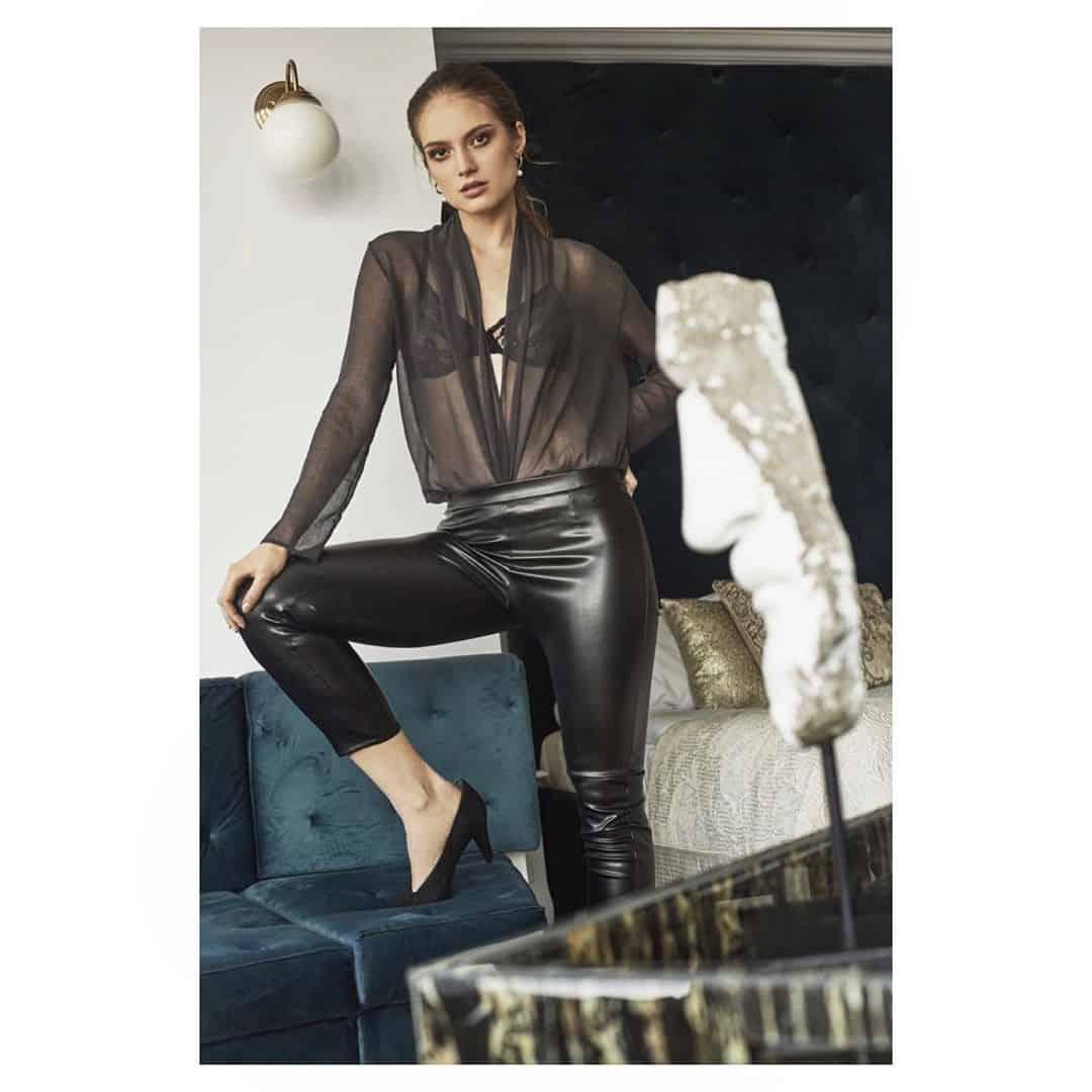 Transparent blouse trends 2022