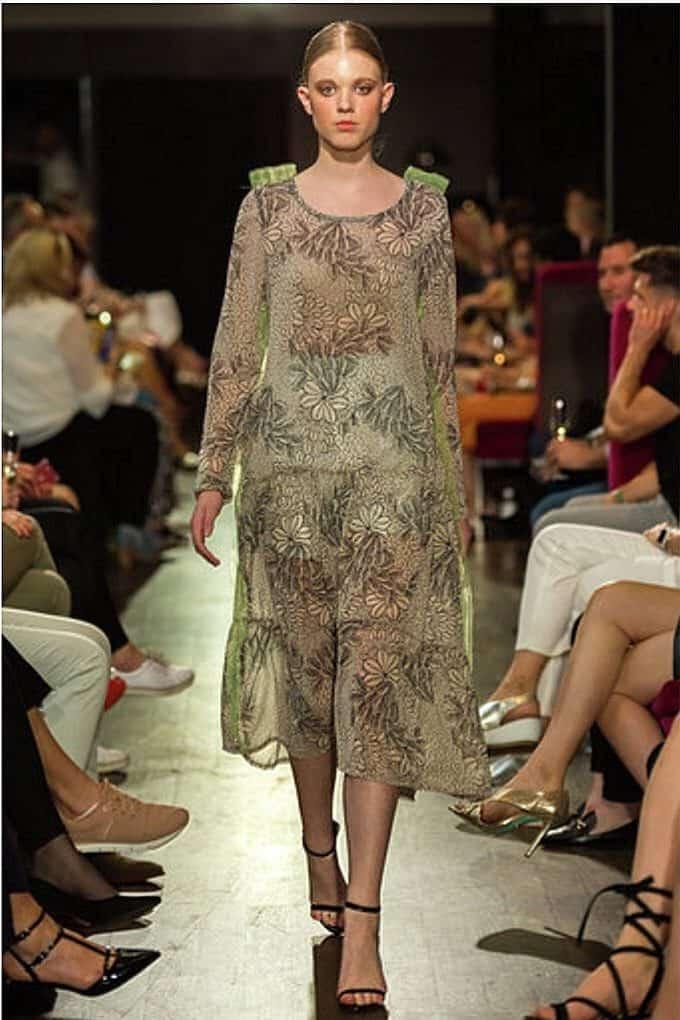 Translucent spring dresses 2020