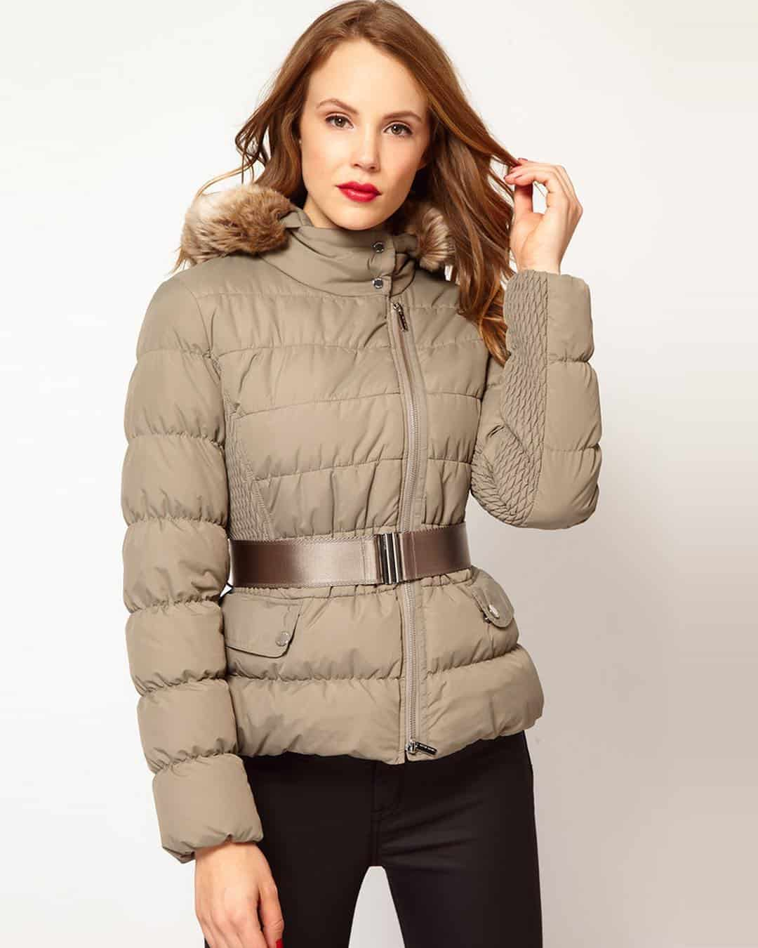 Elegance of the down jackets for women 2022