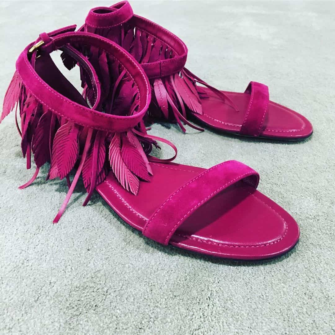 What to choose as ladies sandals 2020 decors?